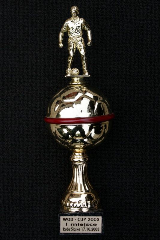 I miejsce w turnieju WOD – CUP rozgrywanym w Rudzie Śląskiej