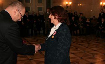 Wiceprezes Zarządu Irena Bielawska