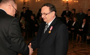 Prezes Zarządu Janusz Dulik
