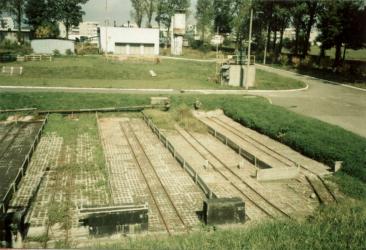 Poletka osadowe - zdjęcie wykonane w 1996 roku